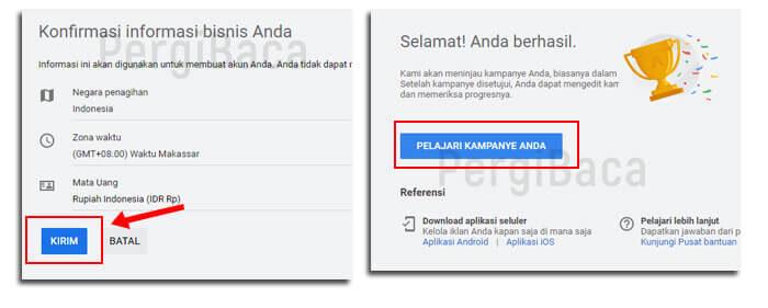 Cara Daftar Google Keyword Planner Gratis Pergibaca