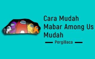 cara mabar among us jarak jauh