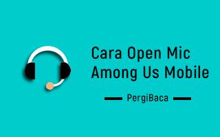 cara open mic among us mobile