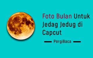 Foto Bulan Untuk Jedag Jedug Lengkap Pergibaca