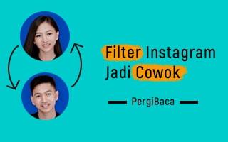 filter instagram jadi perempaun
